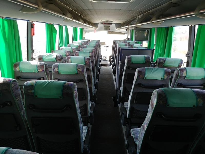 Neoplan N316 Shd Euroliner Euro 4 Peterbus
