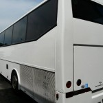 fot. 2 Polerowanie autobusu. BOVA po polerowaniu (1)